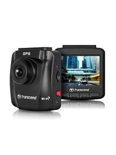 Transcend outs DrivePro 230 dashcam with Sony Exmor sensor