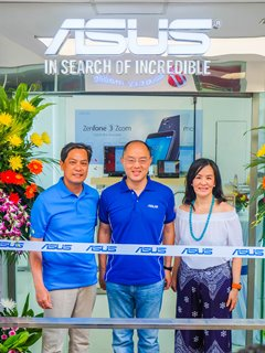 ASUS Philippines celebrates 10th year, opens 1st concept store in D'Mall Boracay