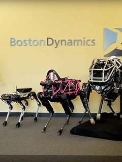 SoftBank agrees to buy Boston Dynamics from Google's Alphabet