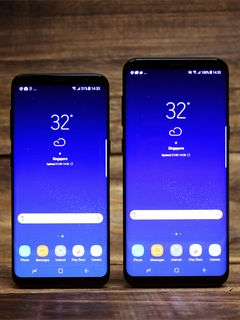 Samsung Galaxy S8+ tops latest smartphone rankings by Consumer Reports
