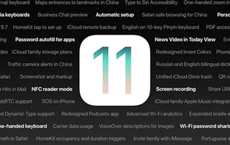 iOS 11 tidbits that didn't make it to the keynote (but that you should know)