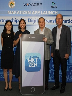 Makati City becomes first LGU to launch mobile app for digital citizen engagement