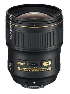 Nikon has three new lenses
