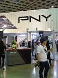 PNY at Computex 2017: Graphics cards and memory solutions