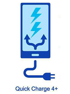 Qualcomm Quick Charge 4+ fuels up devices 15% faster than Quick Charge 4