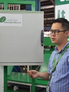 Schneider Electric opens Green Electrician's Laboratory at Don Bosco Mandaluyong