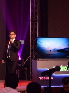 Skyworth, Toshiba launch Android TV series to offer next generation home entertainment