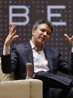 Uber CEO steps down amid investors' revolt