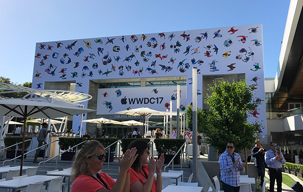 Join us for live updates from Apple WWDC 2017!