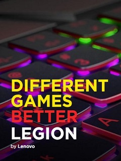 Lenovo invites PH gamers, fans to join Gamers Legion