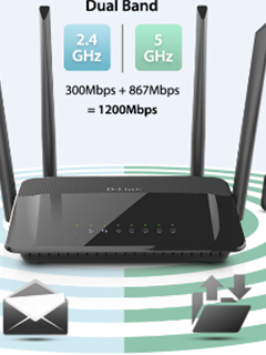 D-Link to launch affordable DIR-842 Dual-Band Wi-Fi router this August