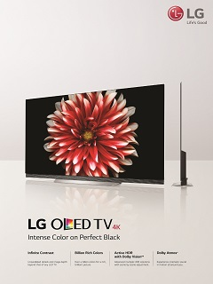 LG Electronics flagship TV line is 'King' with more than 20 recognitions