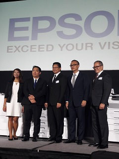 Epson reinvents business printing with its new WorkForce Enterprise Series printers