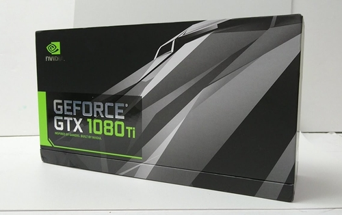 Unboxing the NVIDIA GeForce GTX 1080 Ti Founders Edition