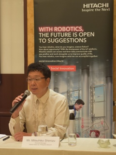 Hitachi bolsters commitment to smart city initiatives in the Philippines