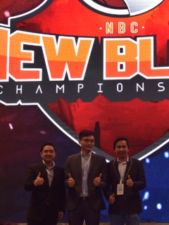 TNC, SYBER team up with High Grounds Café to hold New Blood Championships in PH
