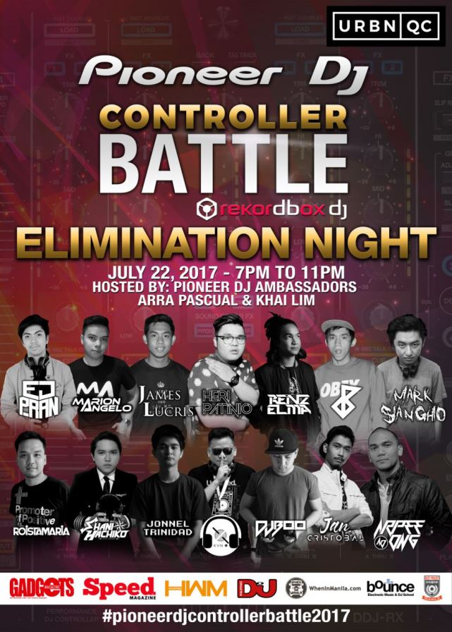 Pioneer DJ Philippines relaunches Pioneer DJ Control Battle