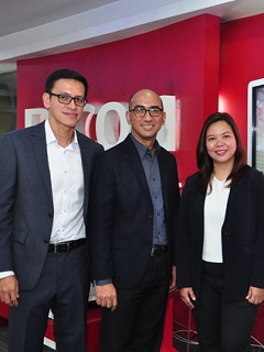Ricoh PH showcases latest smart technology and product offerings designed for office productivity