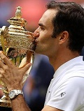 Rolex congratulates Grand Slam champs Roger Federer and Garbiñe Muguruza