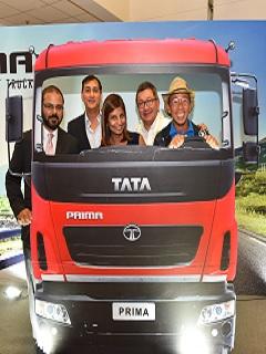 Tata Motors unveils its latest range of commercial vehicles