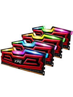 ADATA introduces XPG SPECTRIX D40 DDR4 with Smart RGB lighting