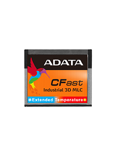 ADATA releases ICFS314 CFast 2.0 CompactFlash card