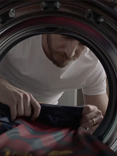 Does your washing machine make your clothes look old? Here's a solution