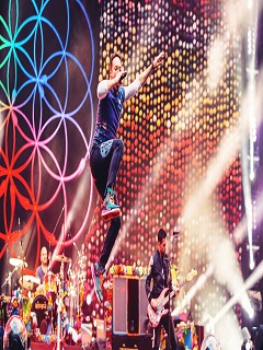 Live Nation, Samsung to bring Coldplay tour live in virtual reality