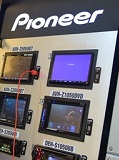 Pioneer turns a vehicle into a smartphone accessory with the Z-Series receivers