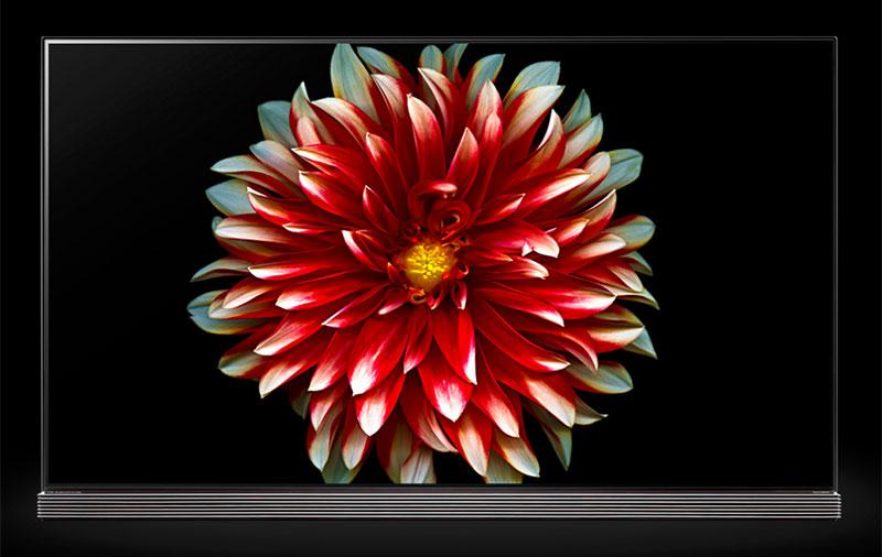 LG Signature OLED65G7T 4K OLED TV