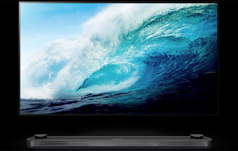 LG Signature OLED65W7T 4K OLED TV