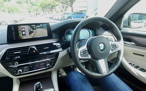 This is why the BMW 540i M Sport is one of the most high tech cars on our roads today