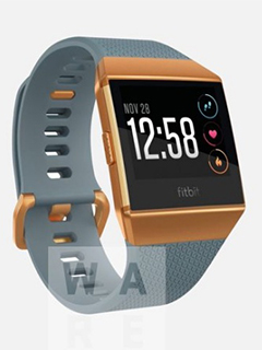 Leaked photos reveal final version of Fitbit's upcoming smartwatch with new sensors