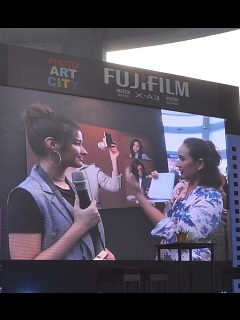 Fujifilm outs Liza Soberano as new endorser along with X-A3 and new Instax cameras