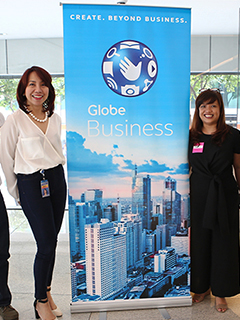 Corporations learn customer-centric business in Globe Forum 2017