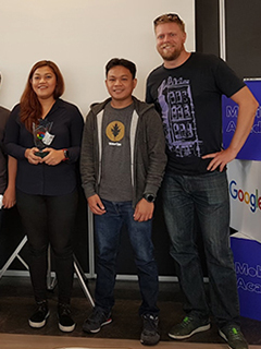 OLX Philippines emerges as top winner of Google Mobile Hackathon 2017