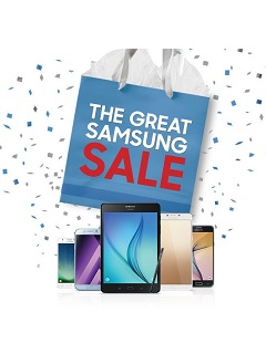 The Great Samsung Sale is back: get two phones or tablets for the price of one!