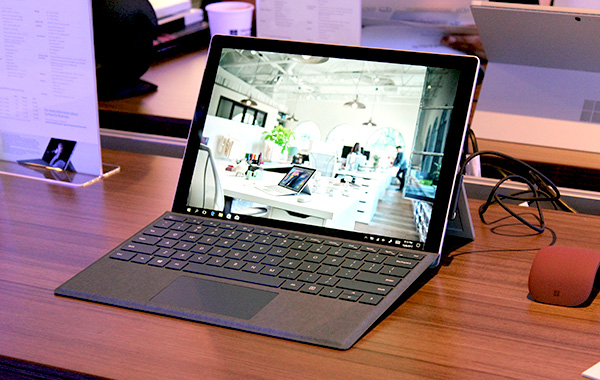 Microsoft Surface Pro (2017) review