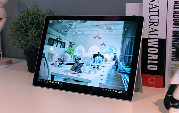 In photos: The new Microsoft Surface Pro
