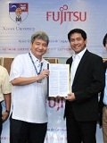 Fujitsu bolsters connectivity in five Xavier University-Ateneo de Cagayan campuses