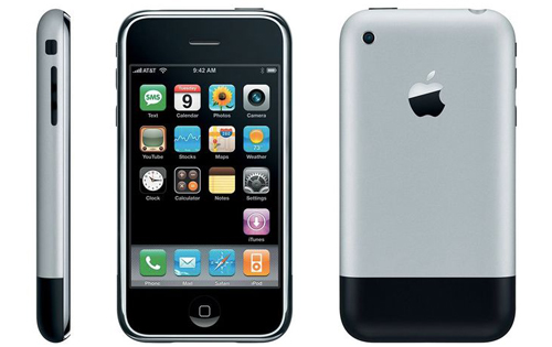 Looking back at 10 years of the Apple iPhone