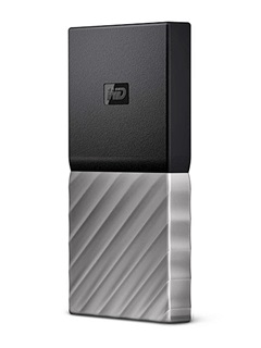 WD My Passport SSD (256GB)