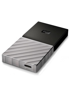 WD My Passport SSD (512GB)