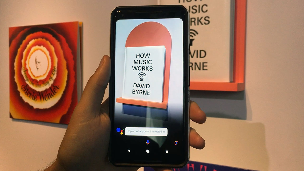 Watch: Google Lens in action in Google Photos and Google Assistant