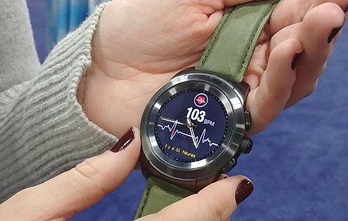 Meet the world's first hybrid smartwatch: MyKronoz ZeTime