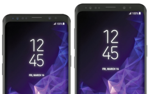 Expect to pay more for the Galaxy S9 and S9+ when they arrive in March