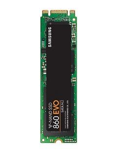 Samsung SSD 860 EVO M.2 (500GB)