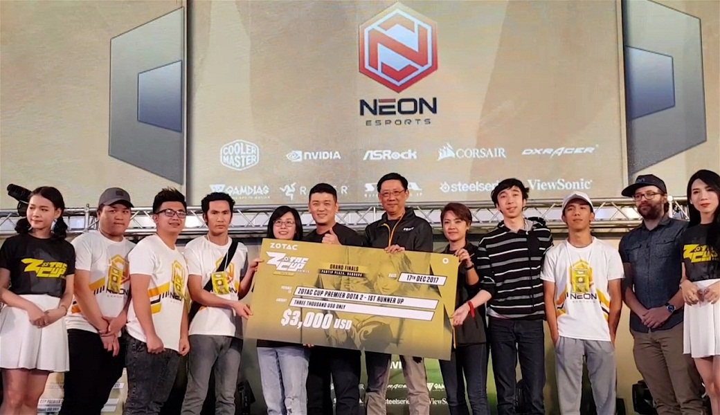 ZOTAC Cup Premier: DOTA 2 SEA League Finals