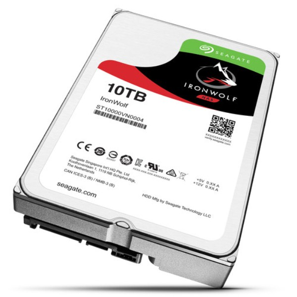 Seagate IronWolf (10TB)