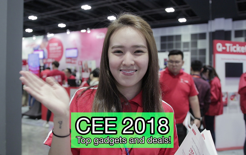 CEE 2018 - Latest gadgets and hottest deals!
